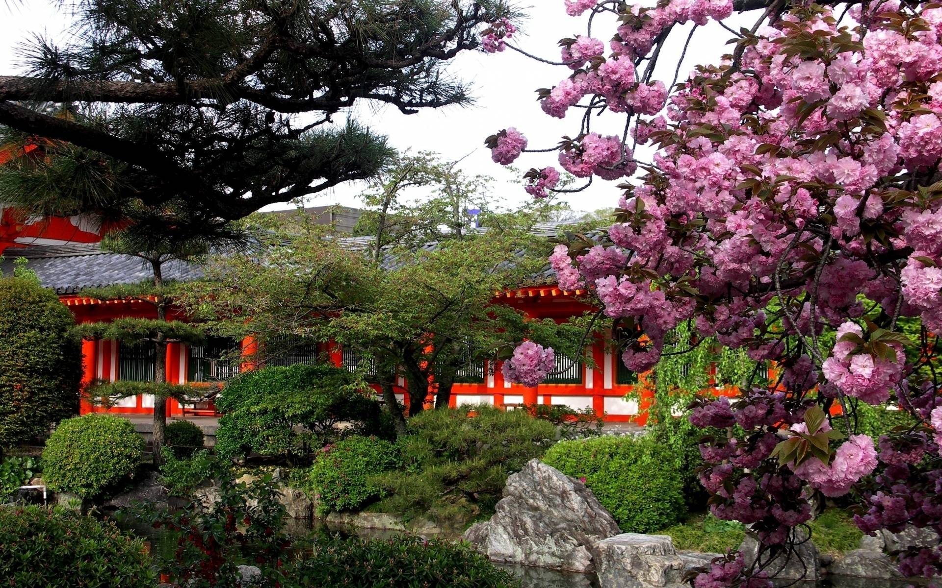 Japanese Garden Wallpapers: Japan Wallpapers HD