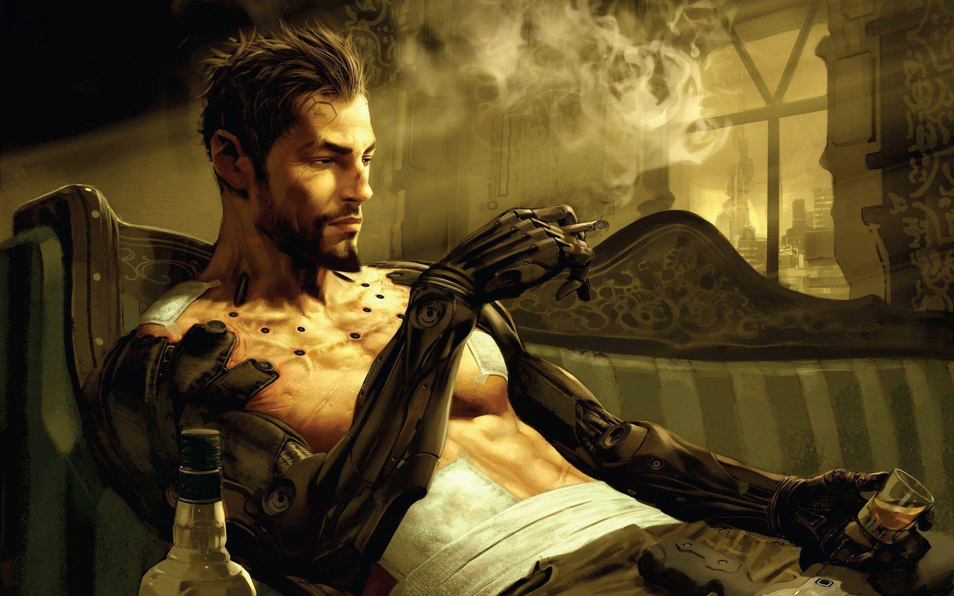Deus Ex Wallpapers 1920x1200 Deus Ex Artwork HD Game