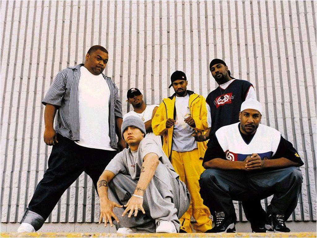 Eminem and The Gang images Eminem and D12 wallpaper and background ...