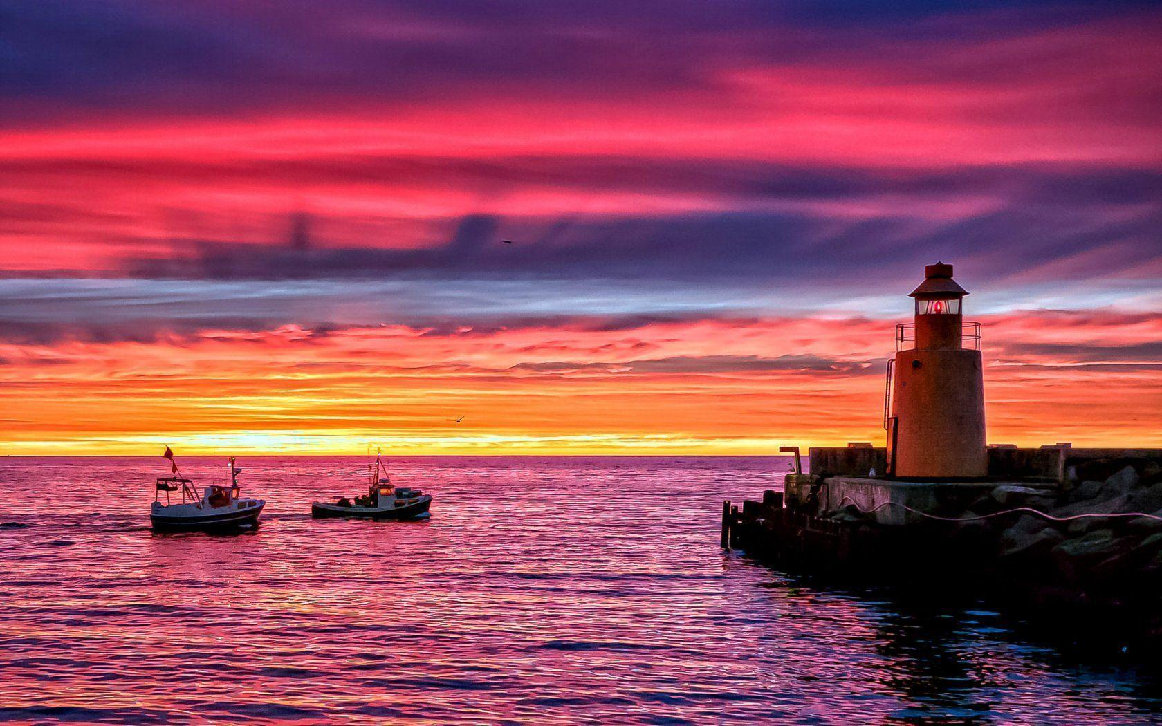 Lighthouse Computer Wallpapers, Desktop Backgrounds 1680x1050 Id ...