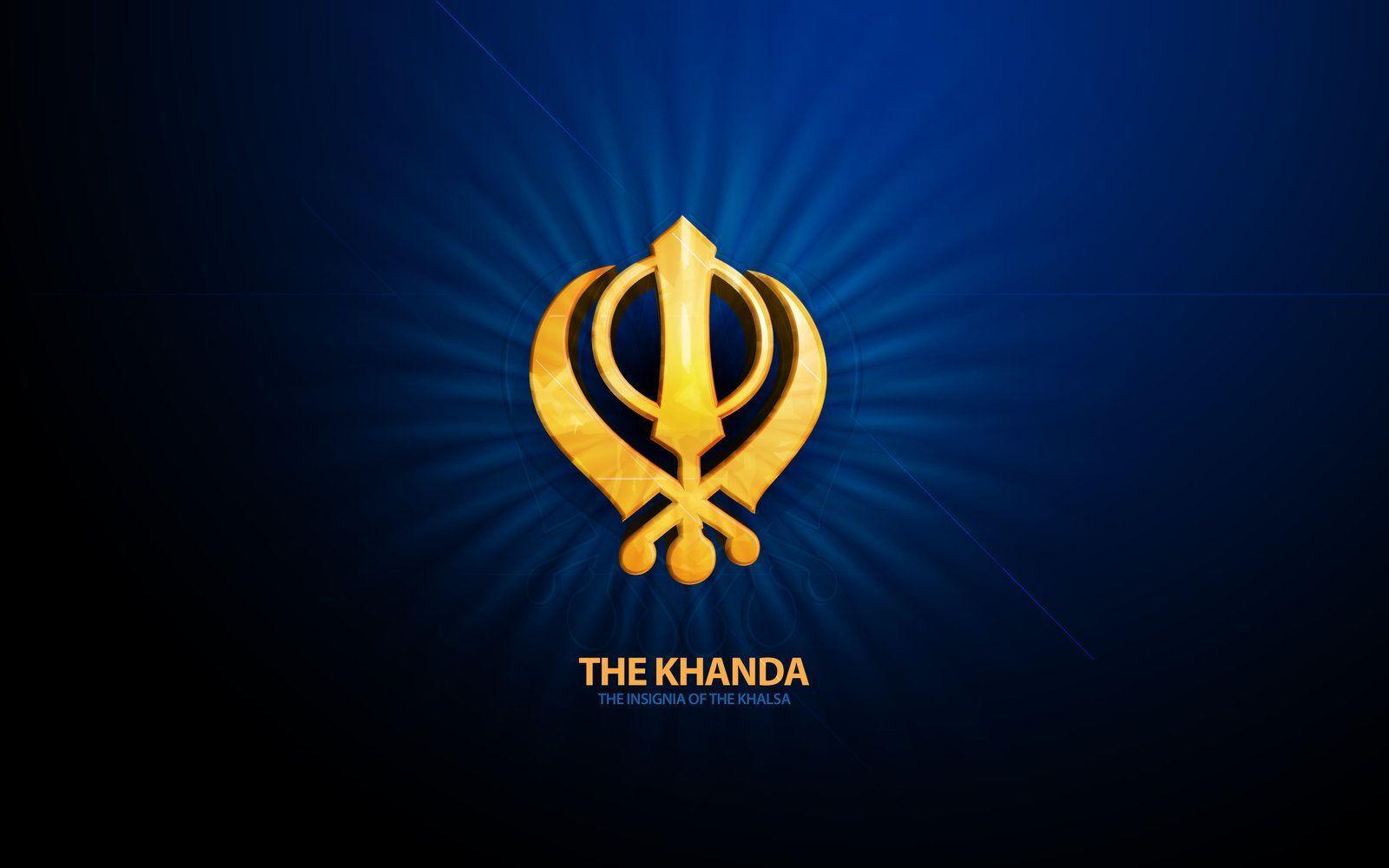 Khanda wallpaper