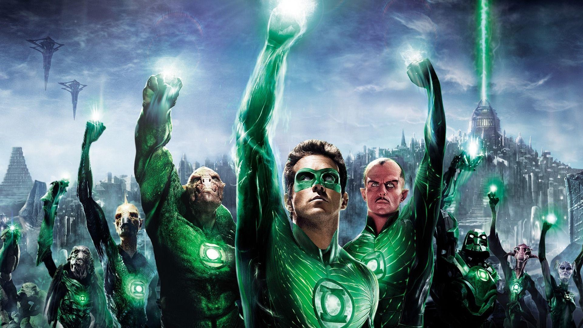 Green Lantern 1080p HD Wallpapers Movies