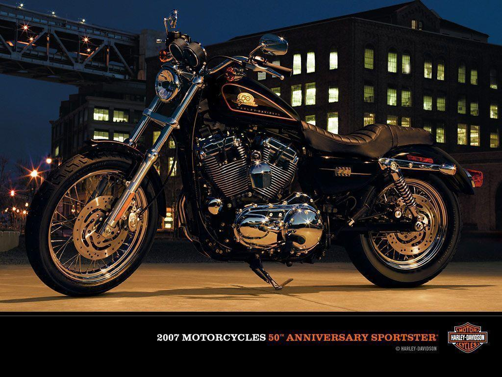 Harley Davidson Sportster Wallpapers | HD Wallpapers Base