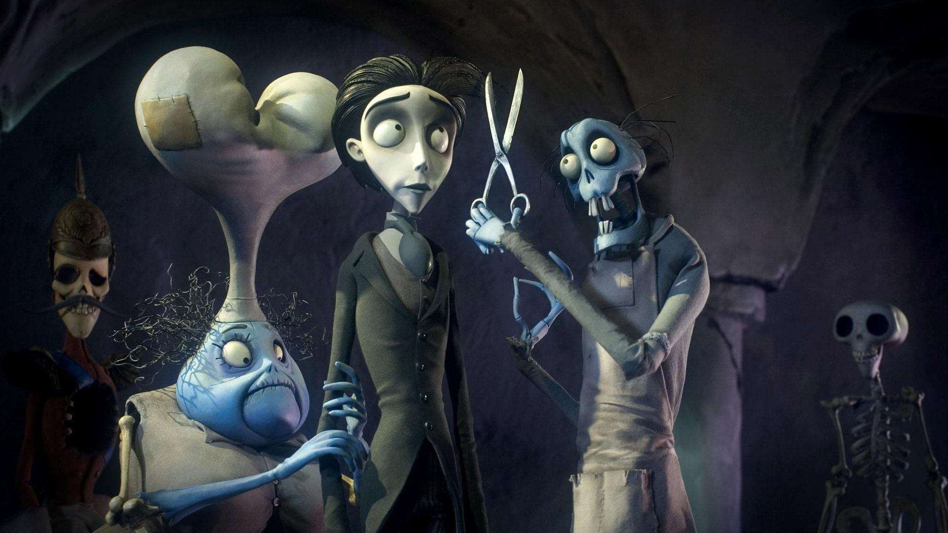 You will download Corpse Bride Wallpapers 1920x1080