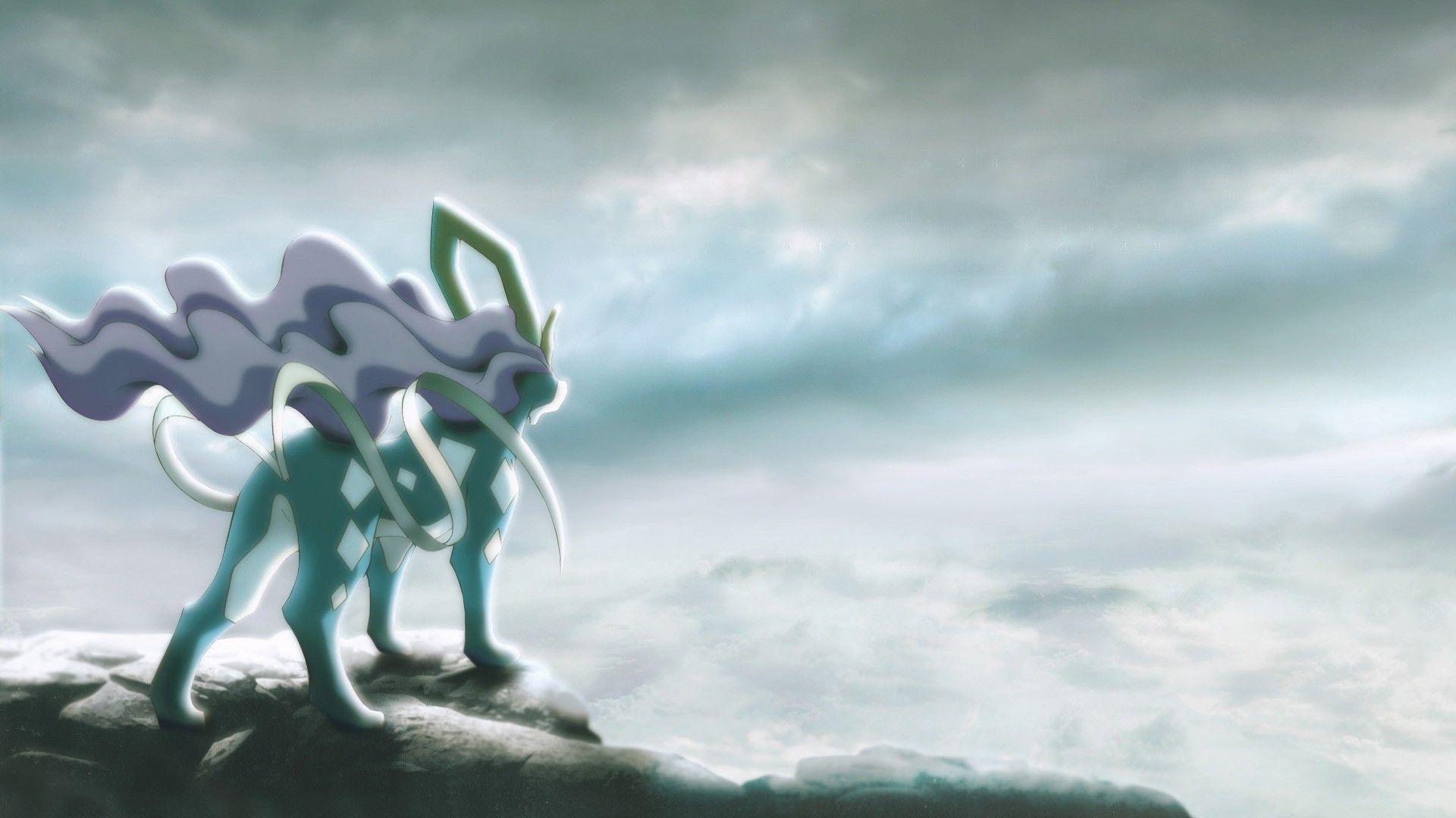 legendary pokemon wallpaper hd