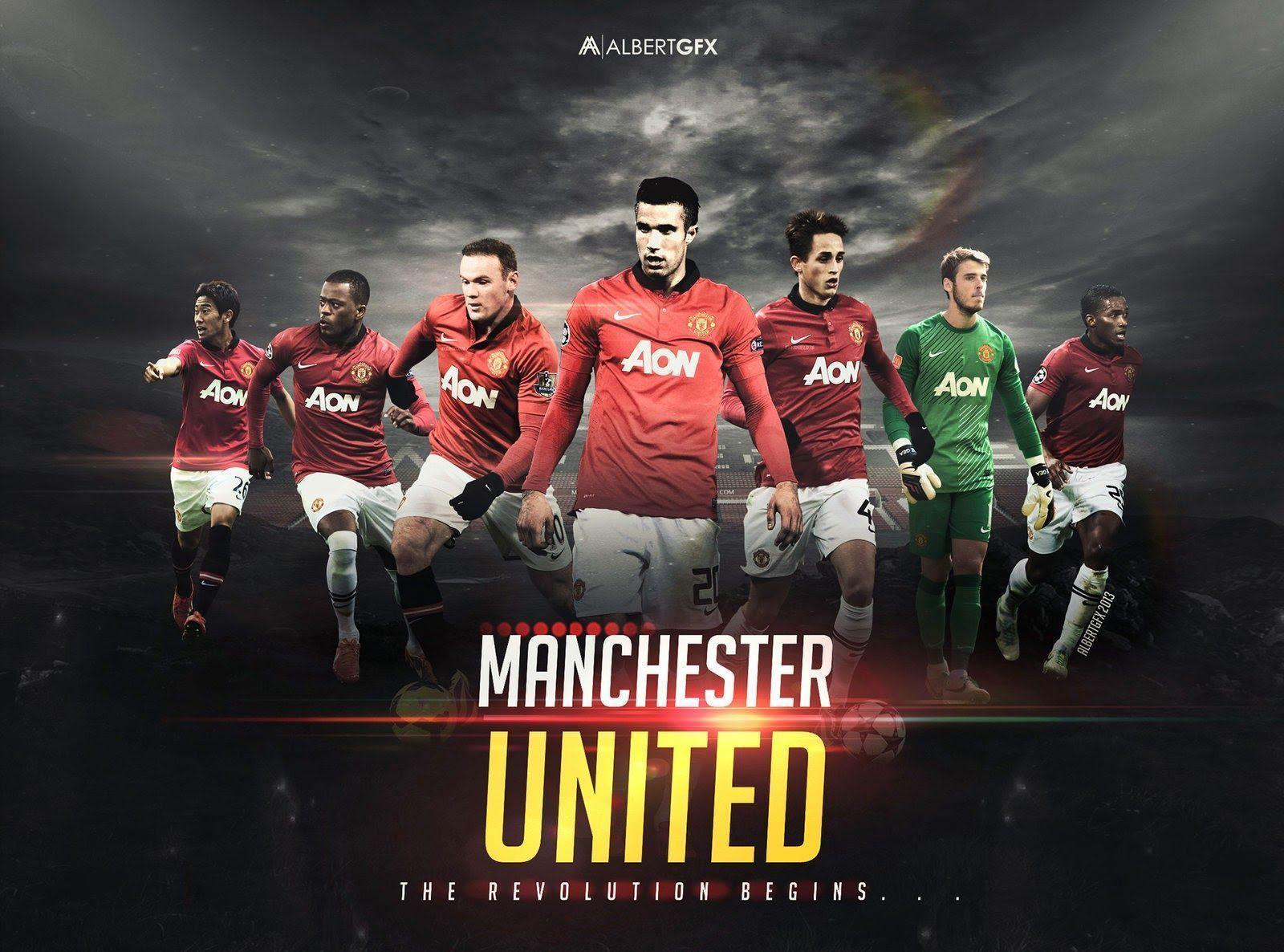 DOWNLOAD TEMA MANCHESTER UNITED TERBARU 2015 FOR PC