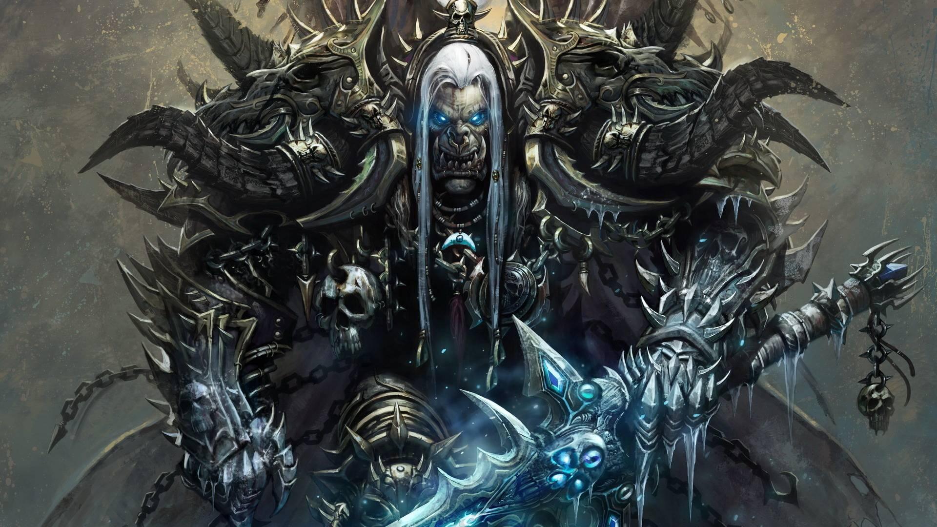 Cool World of Warcraft Wallpaper 05 | hdwallpapers-