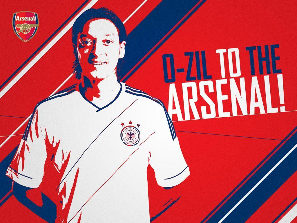 Mesut Ozil Arsenal Desktop Wallpapers Download Wallpapers from HD