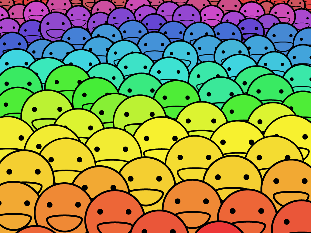 smiley backgrounds - photo #3