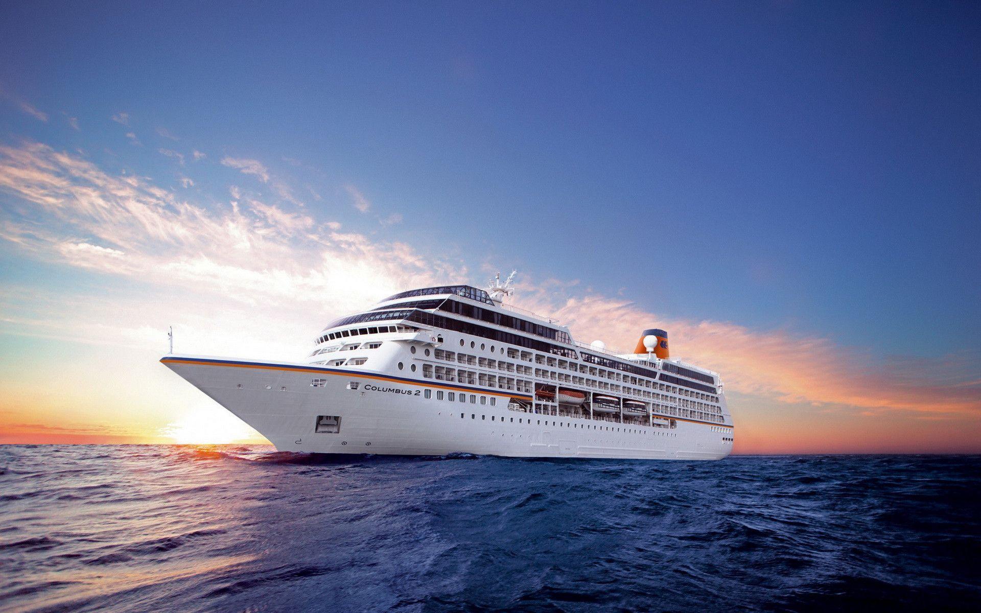 Cruise Ship Wallpapers Wallpaper