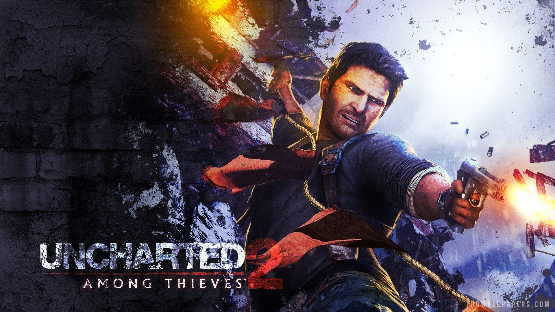 Uncharted 2 Among Thieves HD Wallpapers