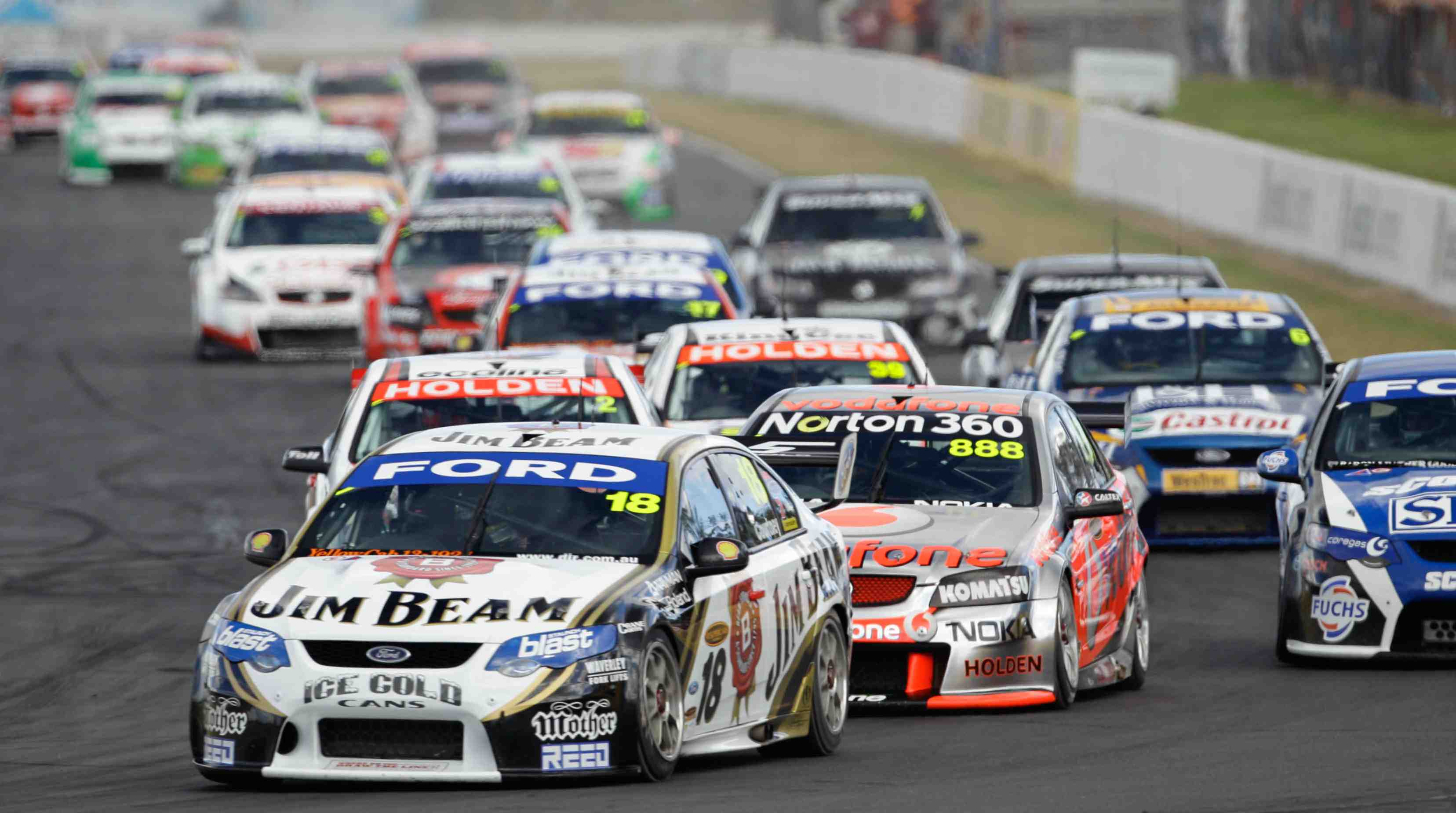 V8 Supercars Wallpapers - Wallpaper Cave