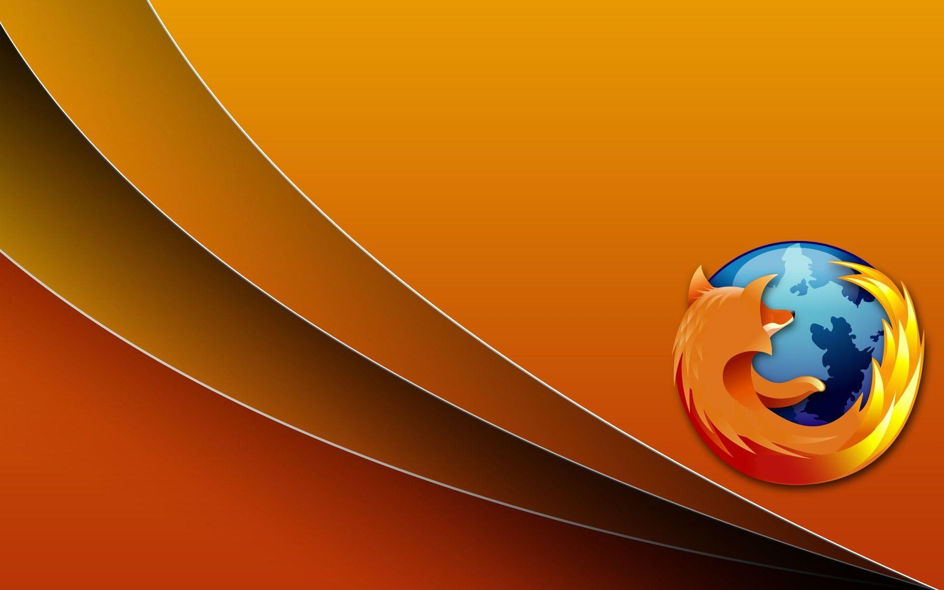 Background Red Firefox Wallpaper Backround Wallpapers