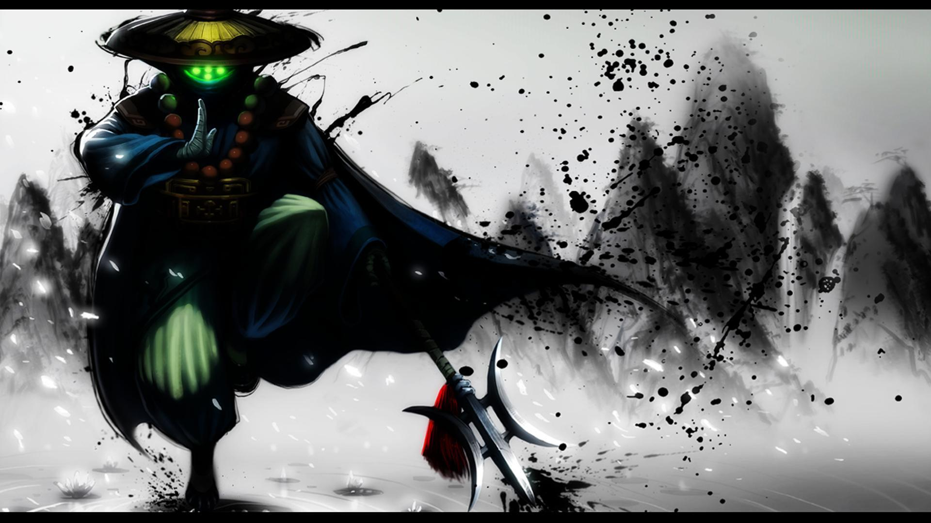 League Of Legends Jax Wallpapers Hd Wallpaper Cave