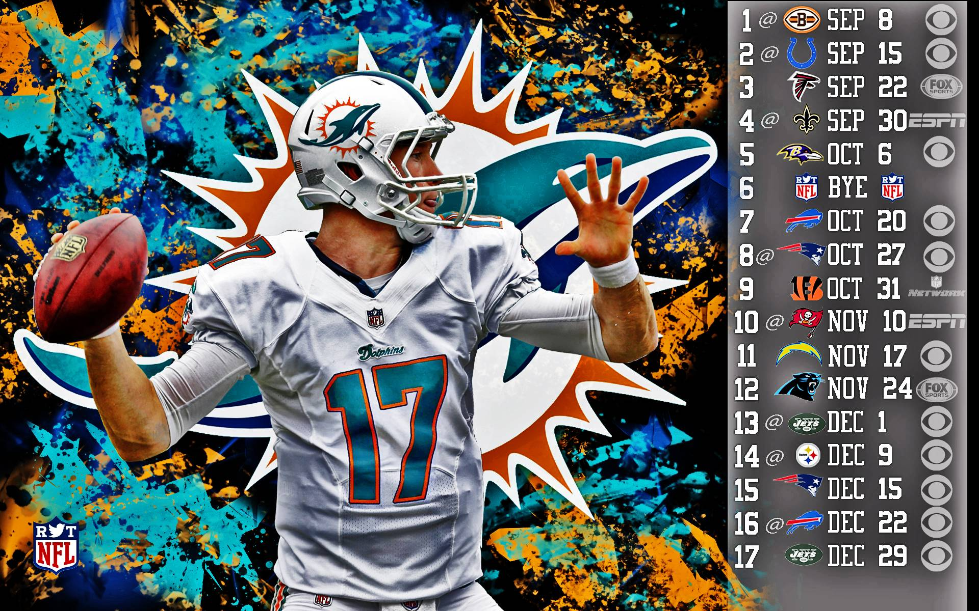 Miami Dolphins | HD Wallpapers