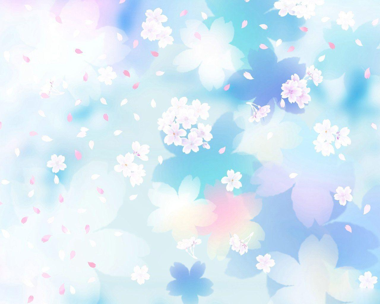 Pretty Blue Backgrounds