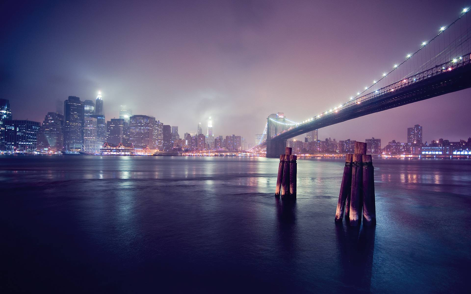 Beautiful Brooklyn Bridge Best Wallpapers Wallpapers