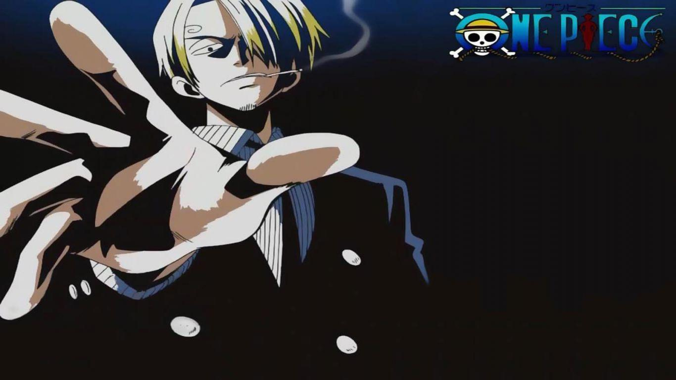 Sanji Wallpapers Wallpaper Cave