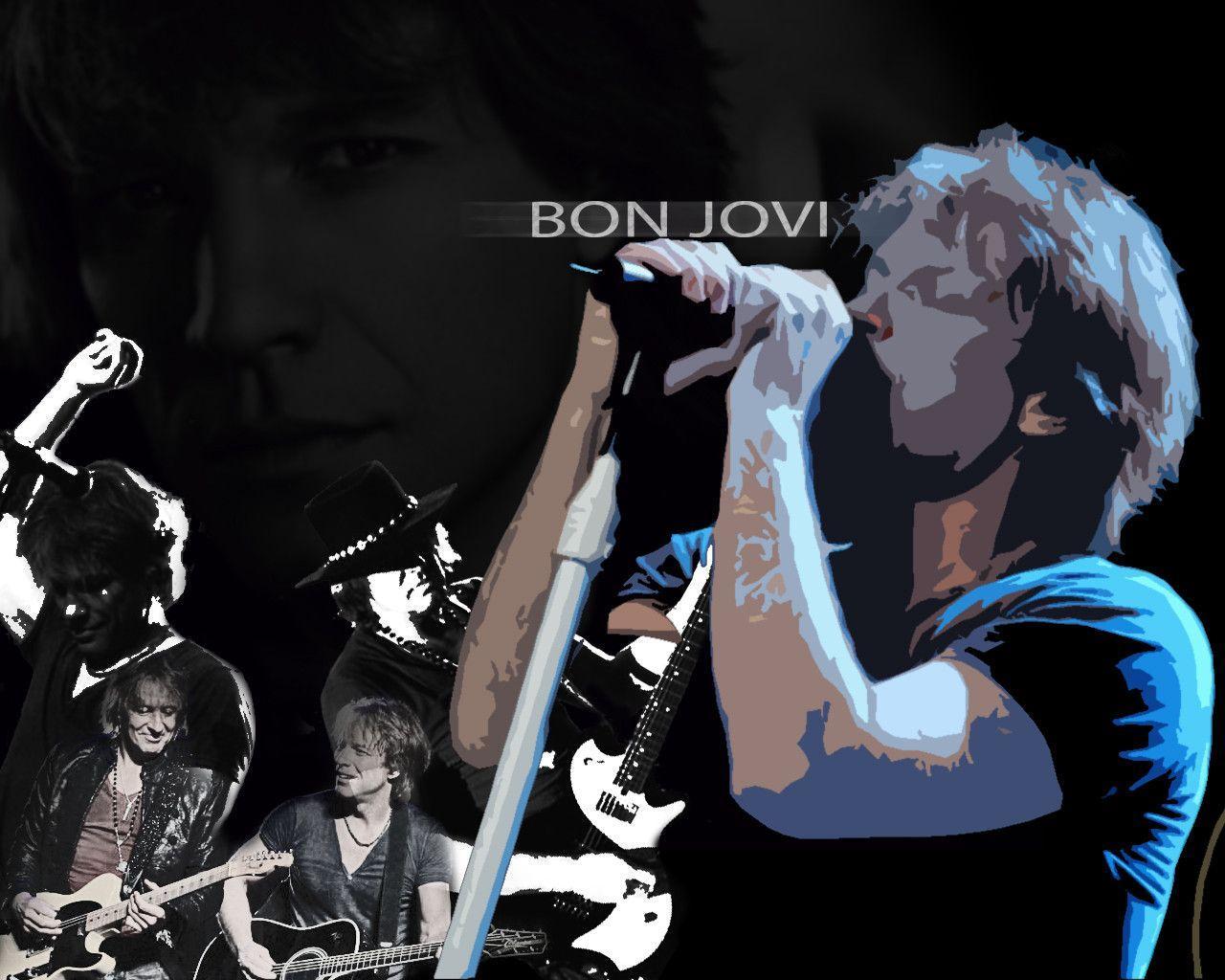 bon jovi wallpaper - photo #6