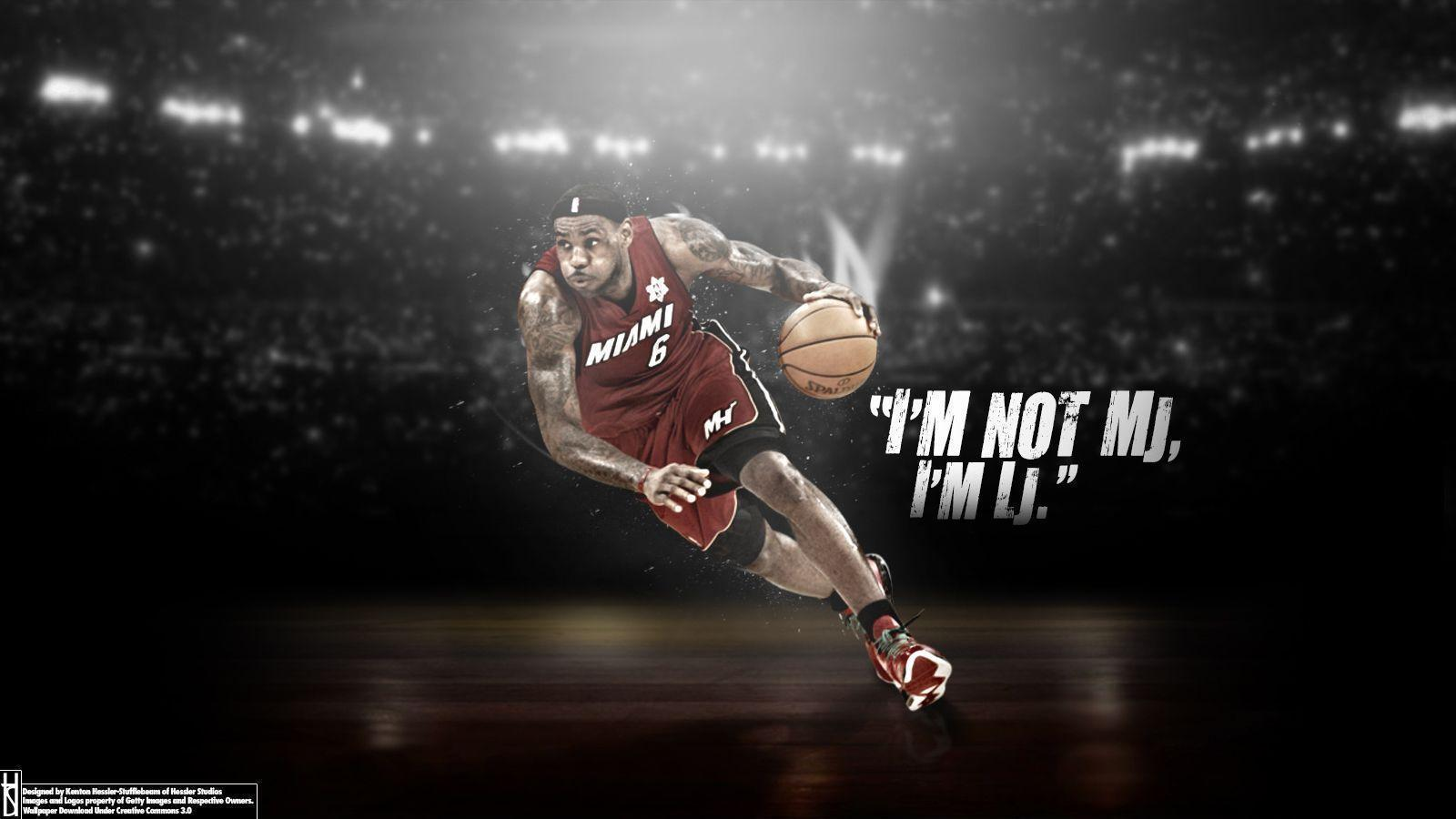 Lebron James Hd Miami Wallpapers and Background