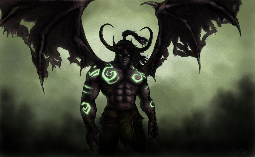 Illidan Stormrage Wallpapers - Wallpaper Cave