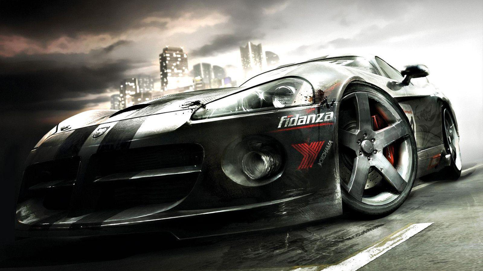 Dodge Sports Car widescreen wallpaper | Wide-