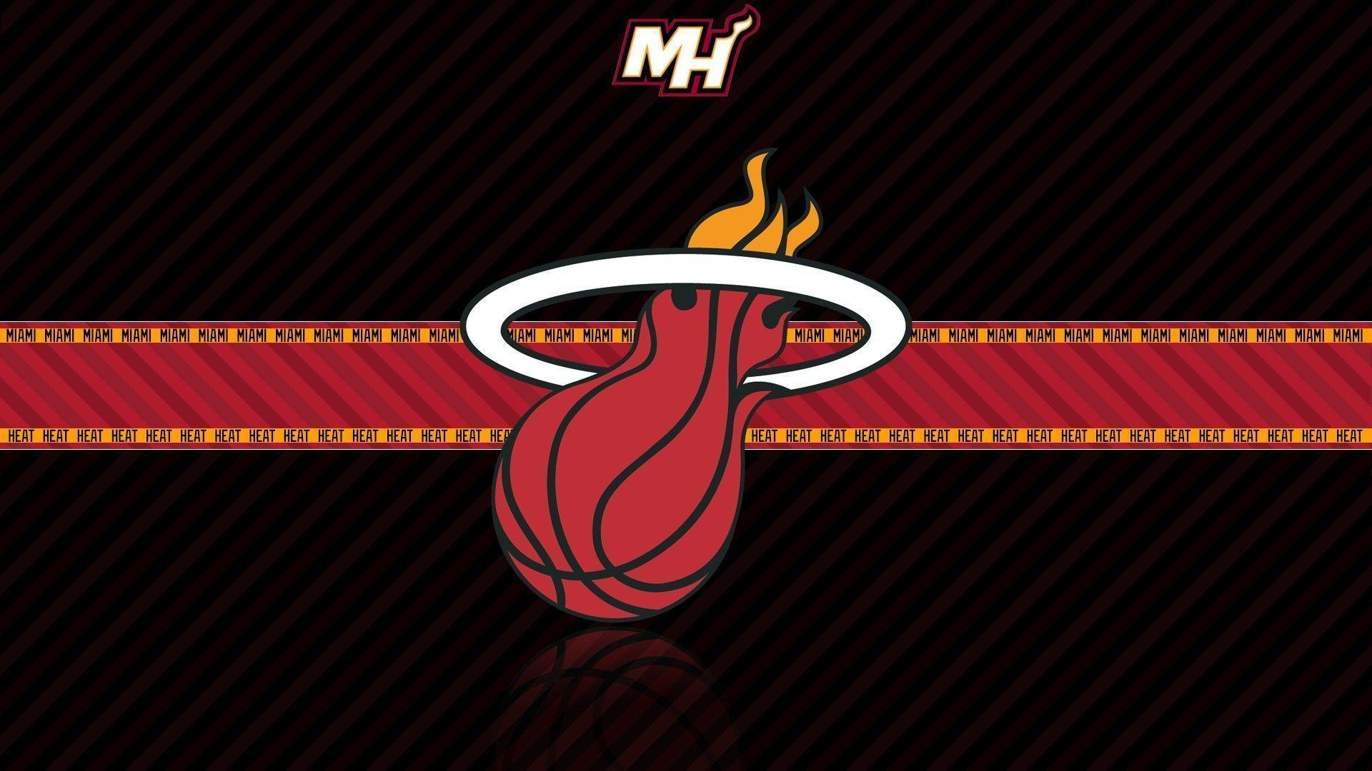 Miami Heat Logo Wallpapers 2015 - Wallpaper Cave