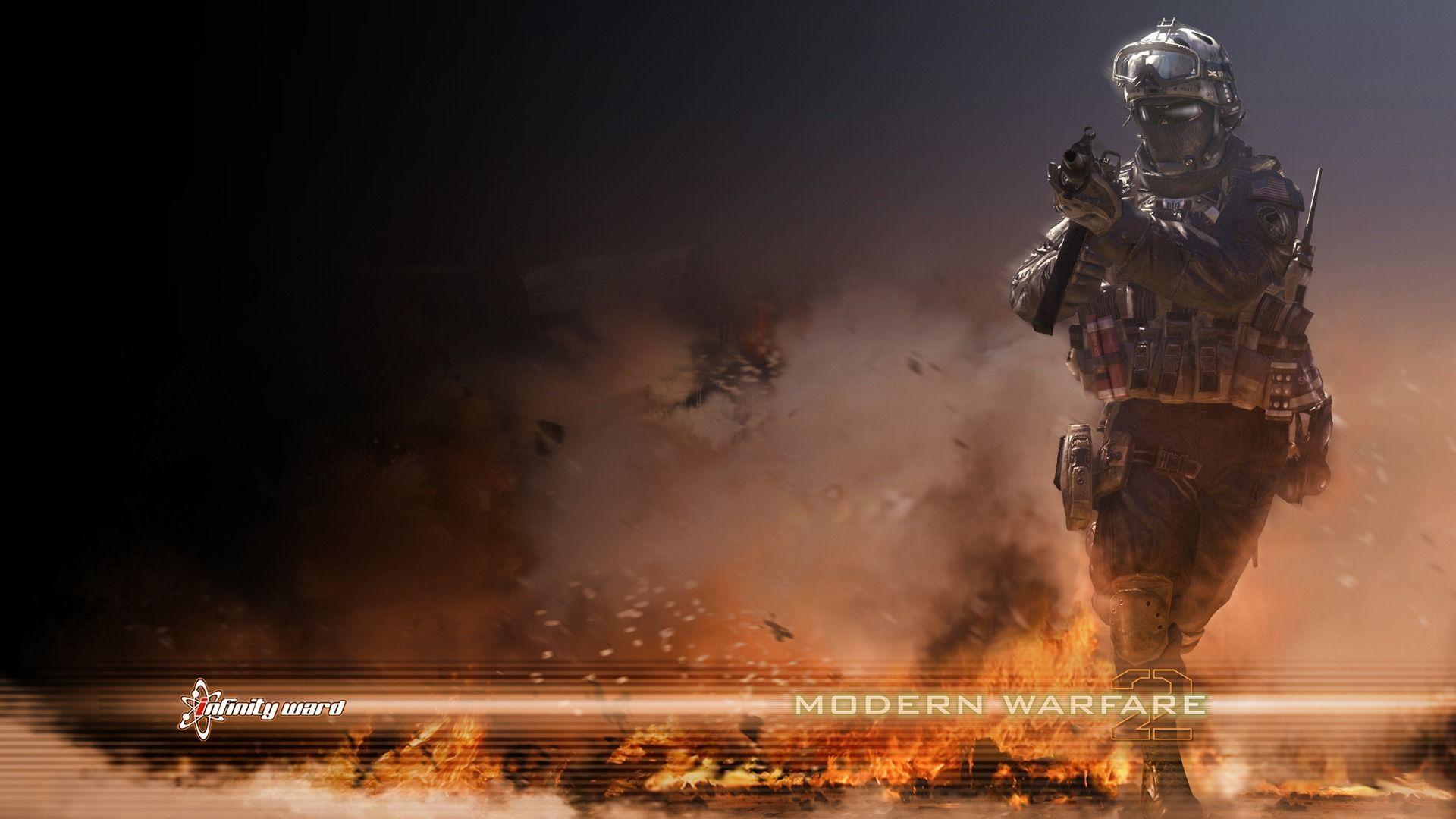 Modern Warfare 2 Wallpapers 1080p Wallpaper Cave