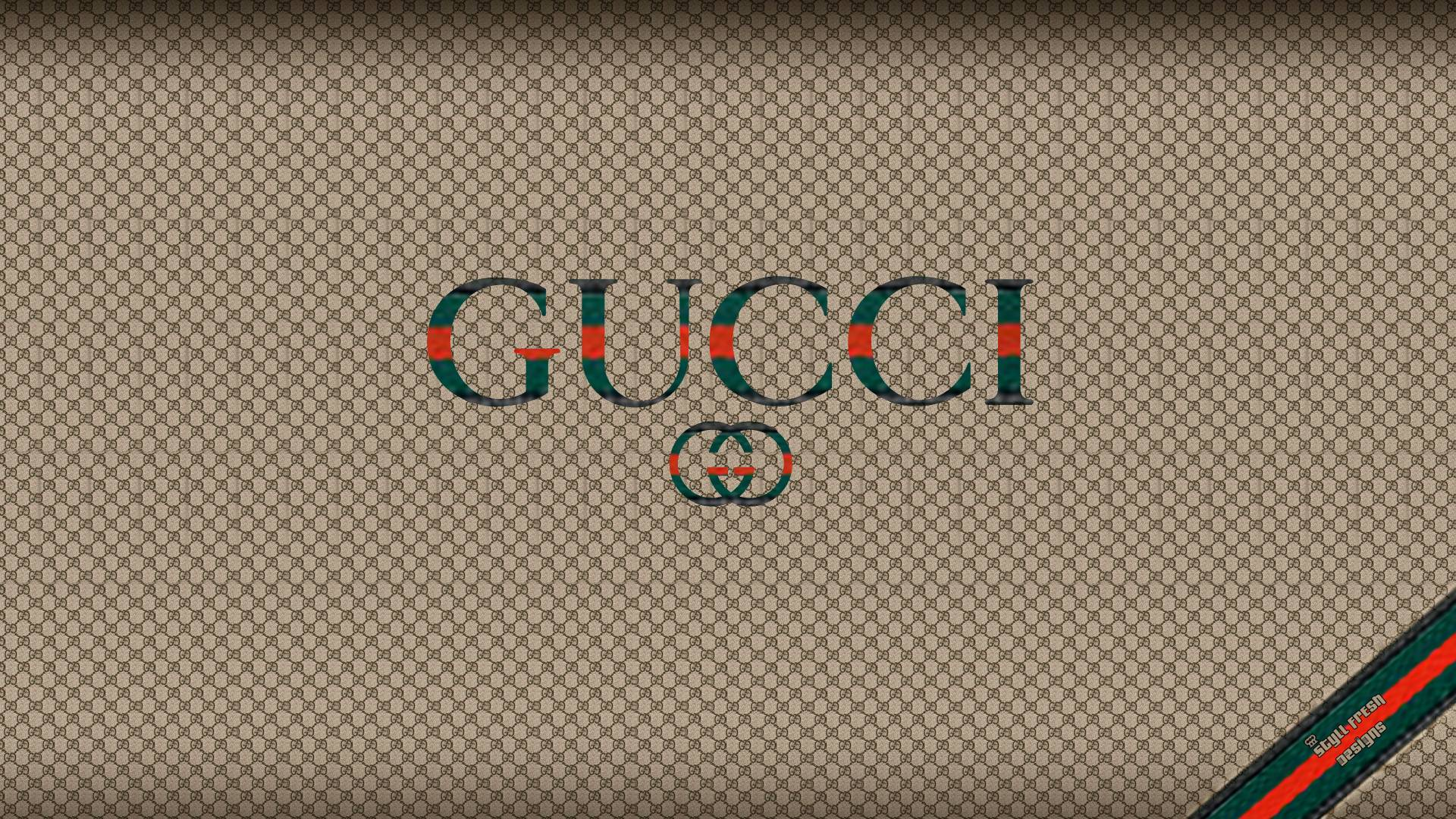 Gucci Logo Wallpaper (2) | Wallz Hut