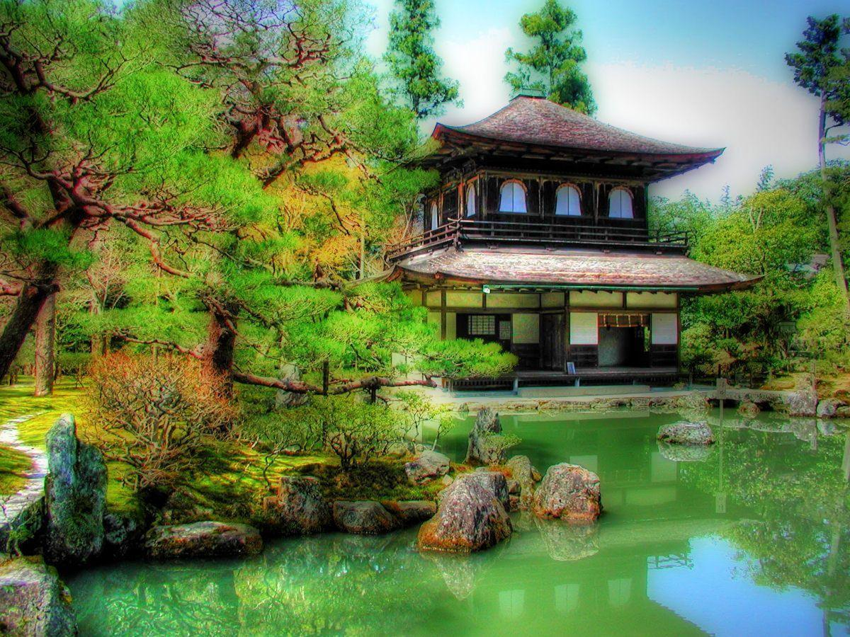 Japanese Garden Wallpapers: Japanese Scenery Wallpapers