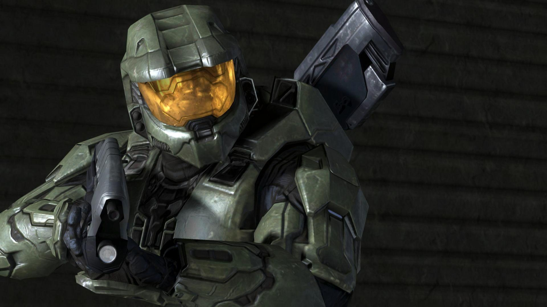 Halo 3 Master Chief Wallpapers Wallpaper Cave