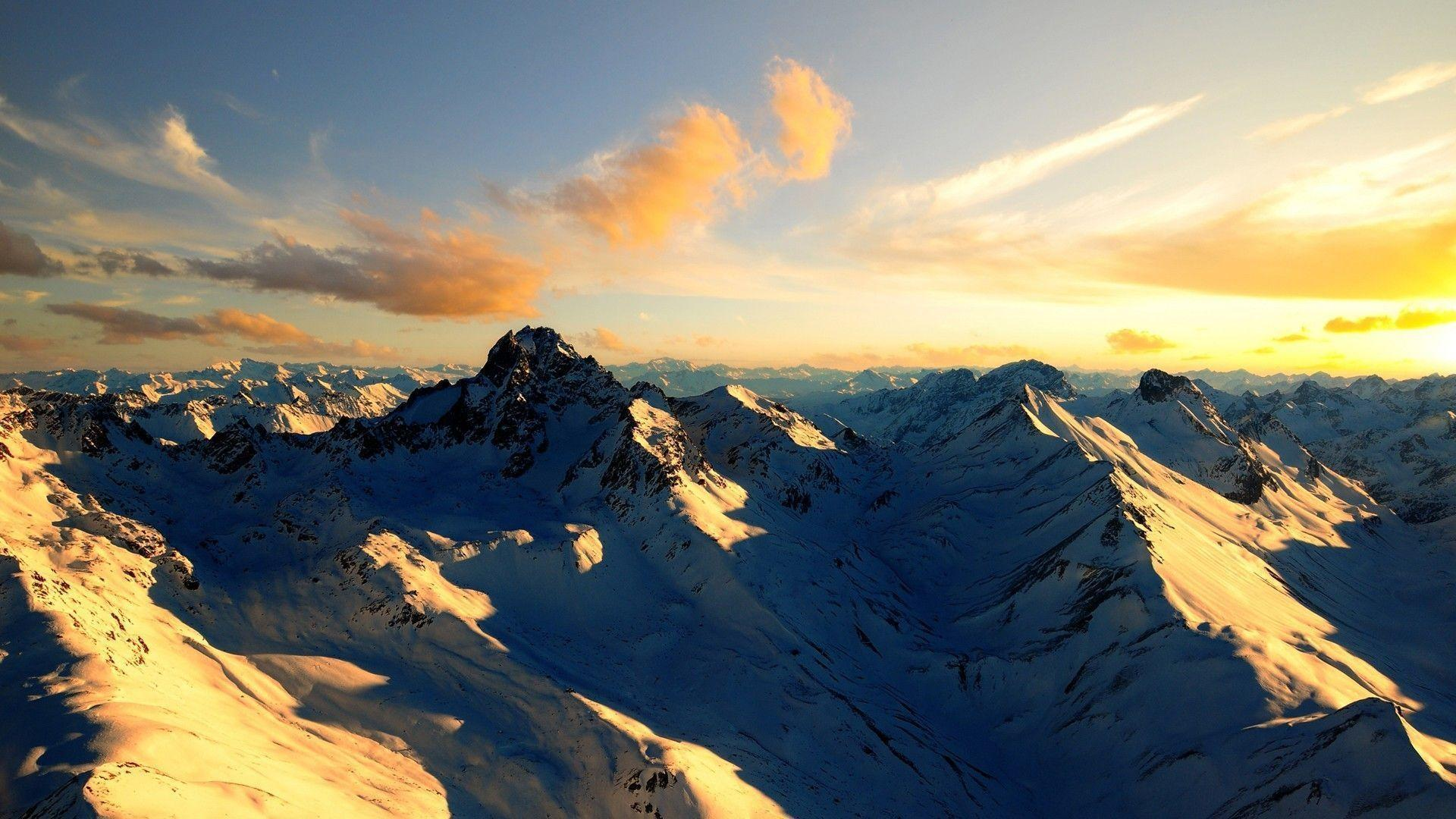 Swiss Alps wallpaper #