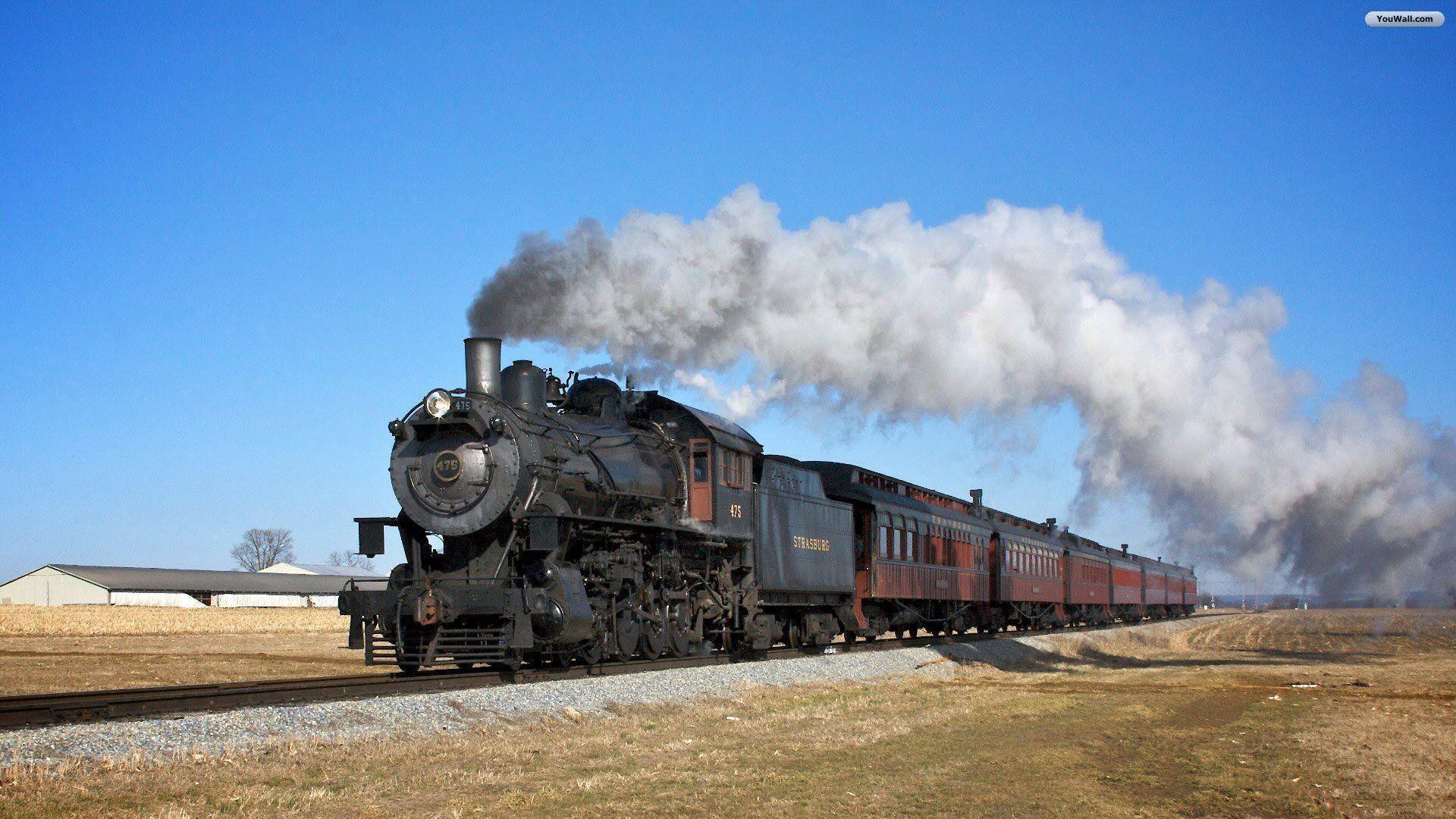 steam locomotive hd wallpapers - photo #20