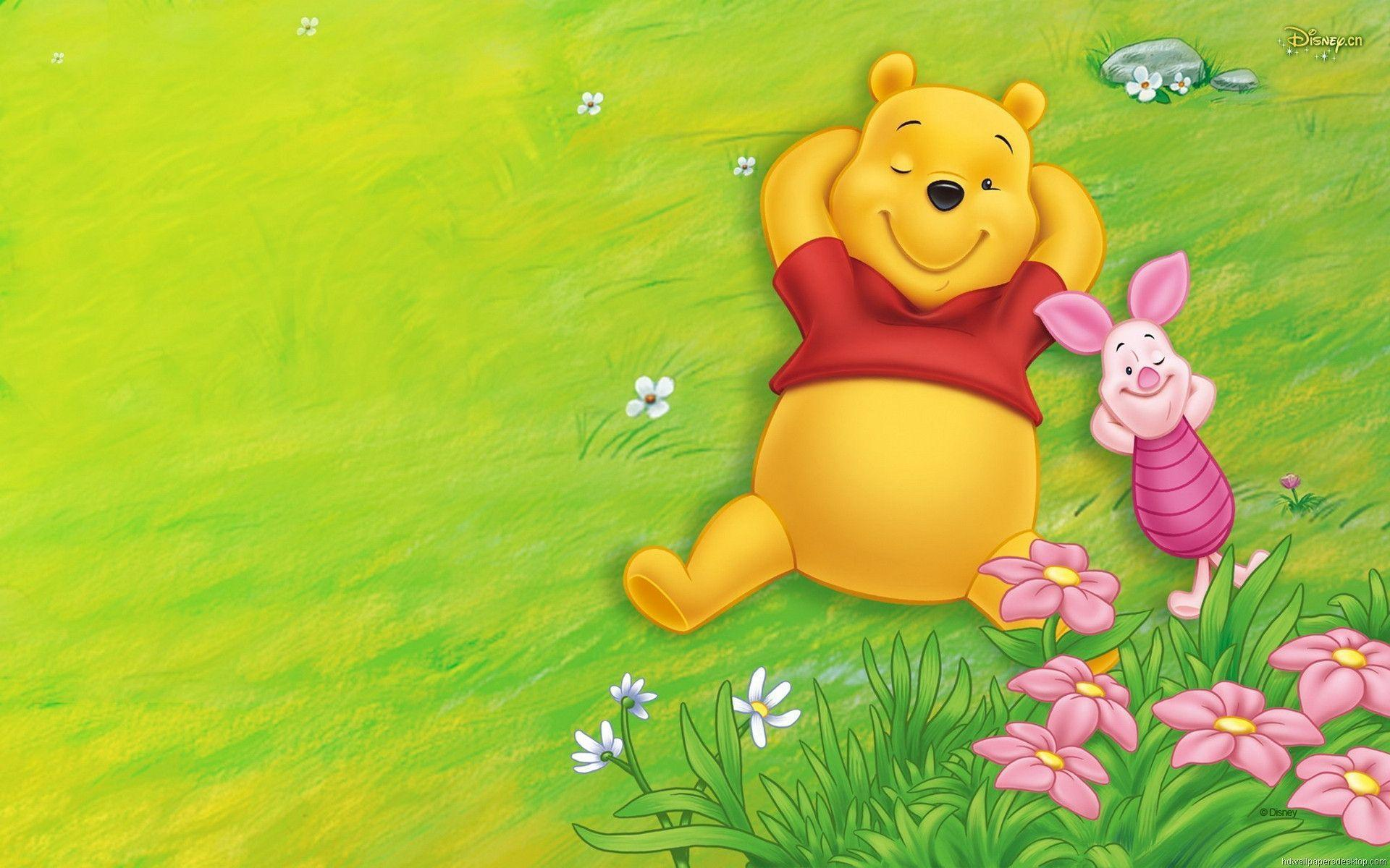 Pooh Bear Backgrounds Wallpaper Cave