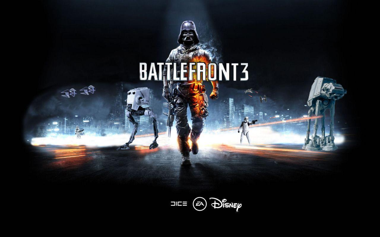 Star Wars Battlefront 3 Wallpapers: Epic Star Wars Wallpapers