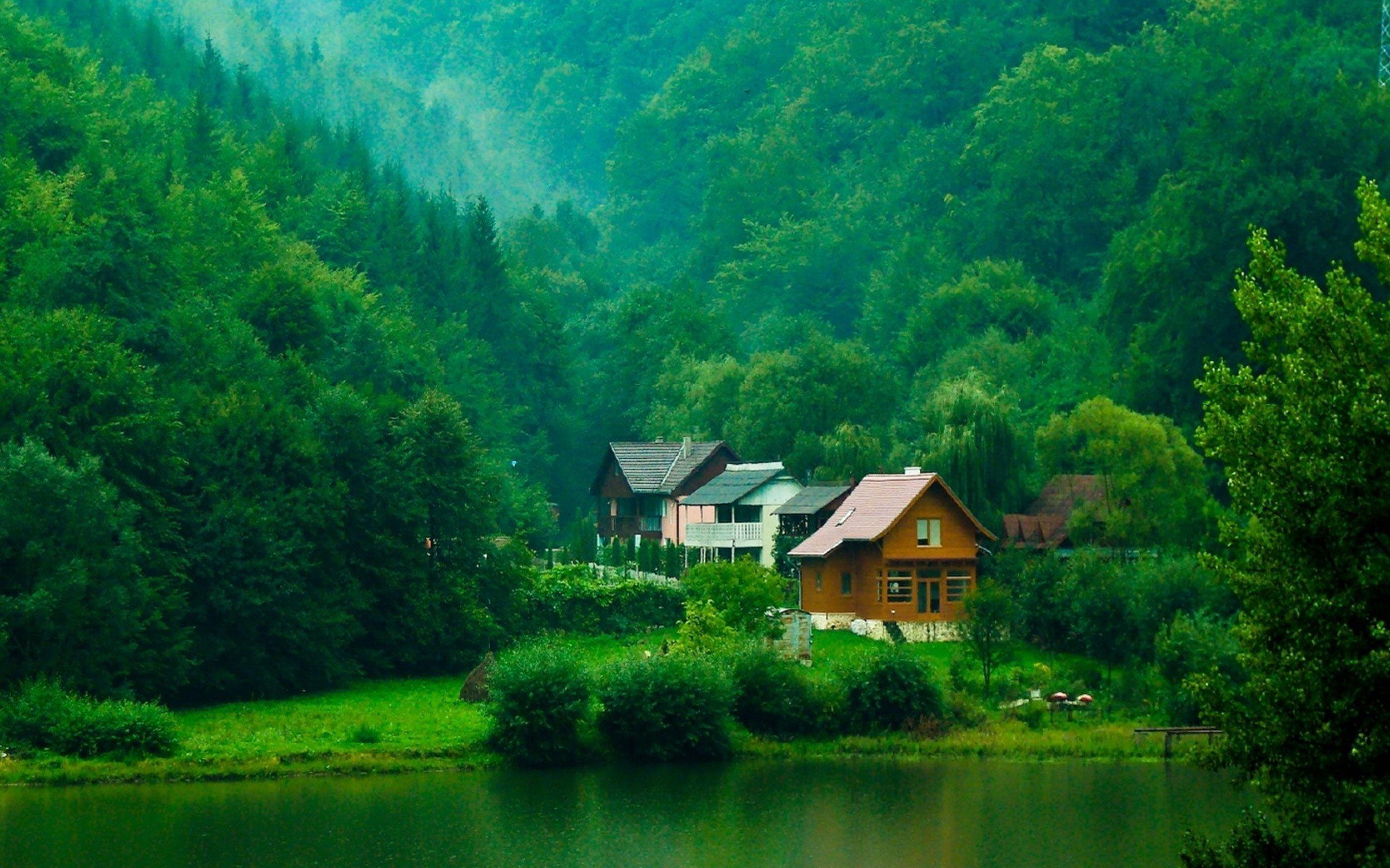 Serenity in Transylvania Romania Wallpapers