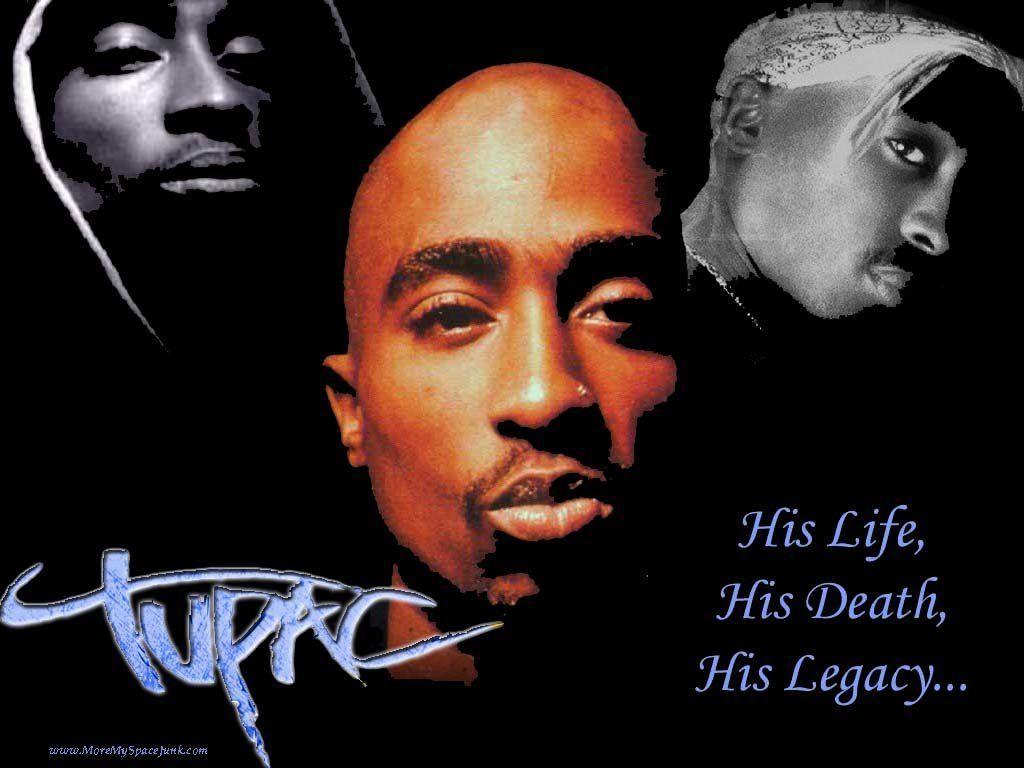 Tupac Shakur Wallpapers Wallpaper Cave