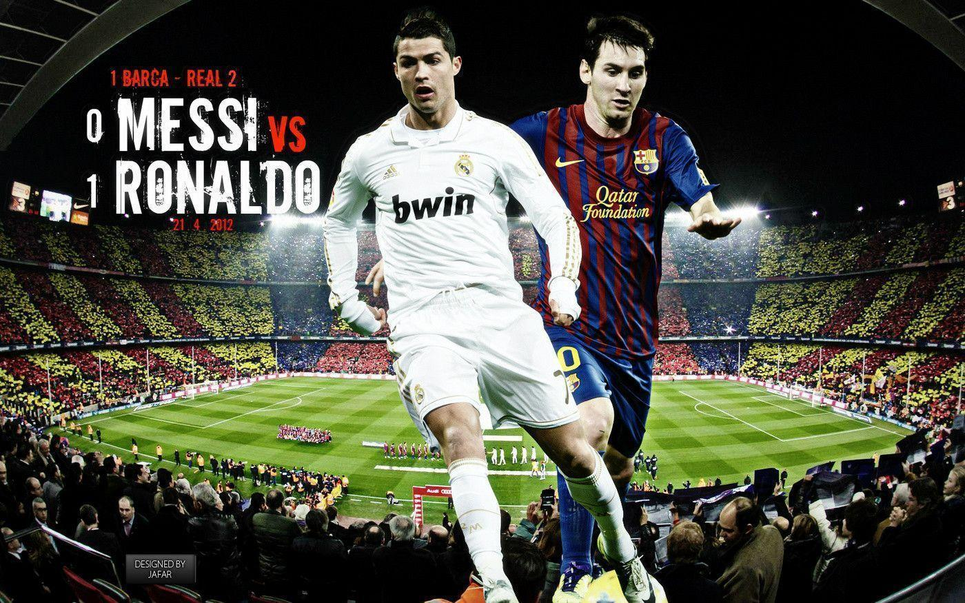 Ronaldo Vs Messi Wallpaper 2014 Ronaldo And Mes...