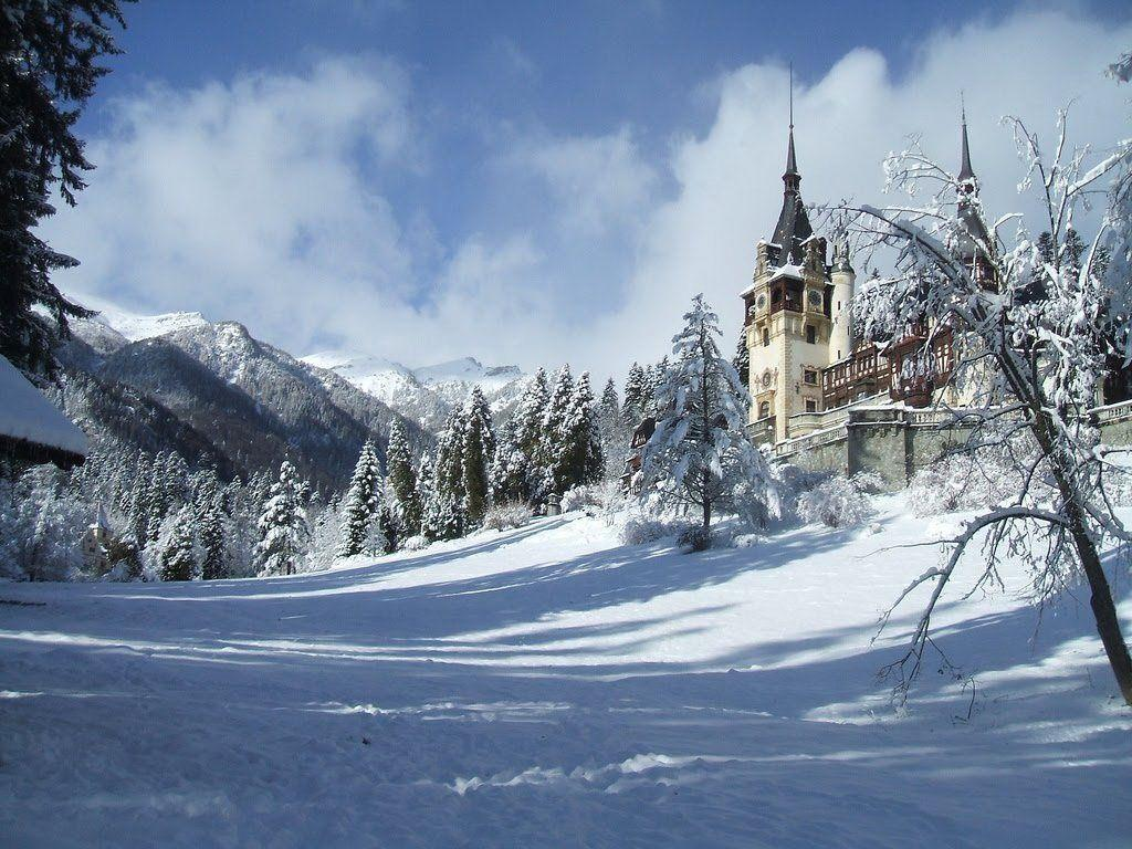 Peles Castle Romania wallpapers