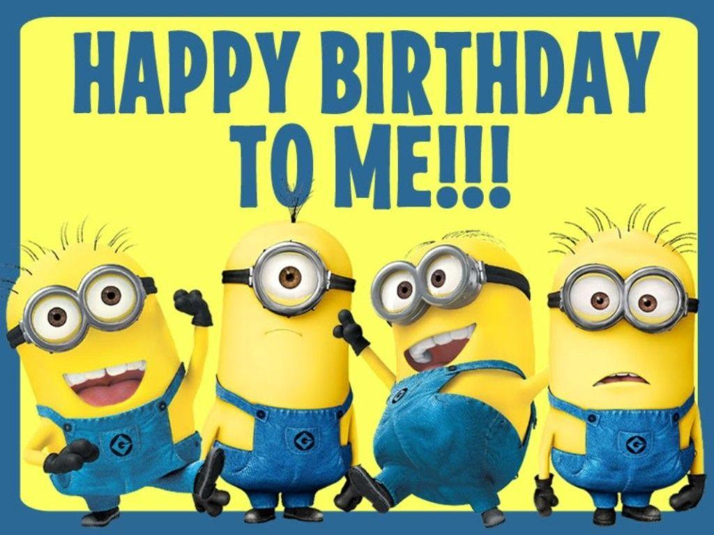 Minions Happy Birthday