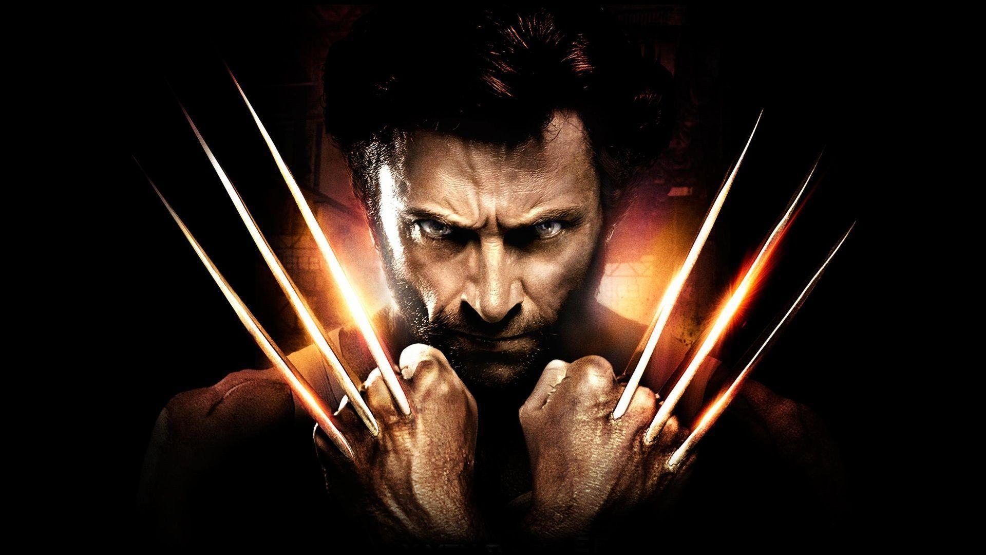 Hugh Jackman as Wolverine 1080p HD Wallpapers Movies
