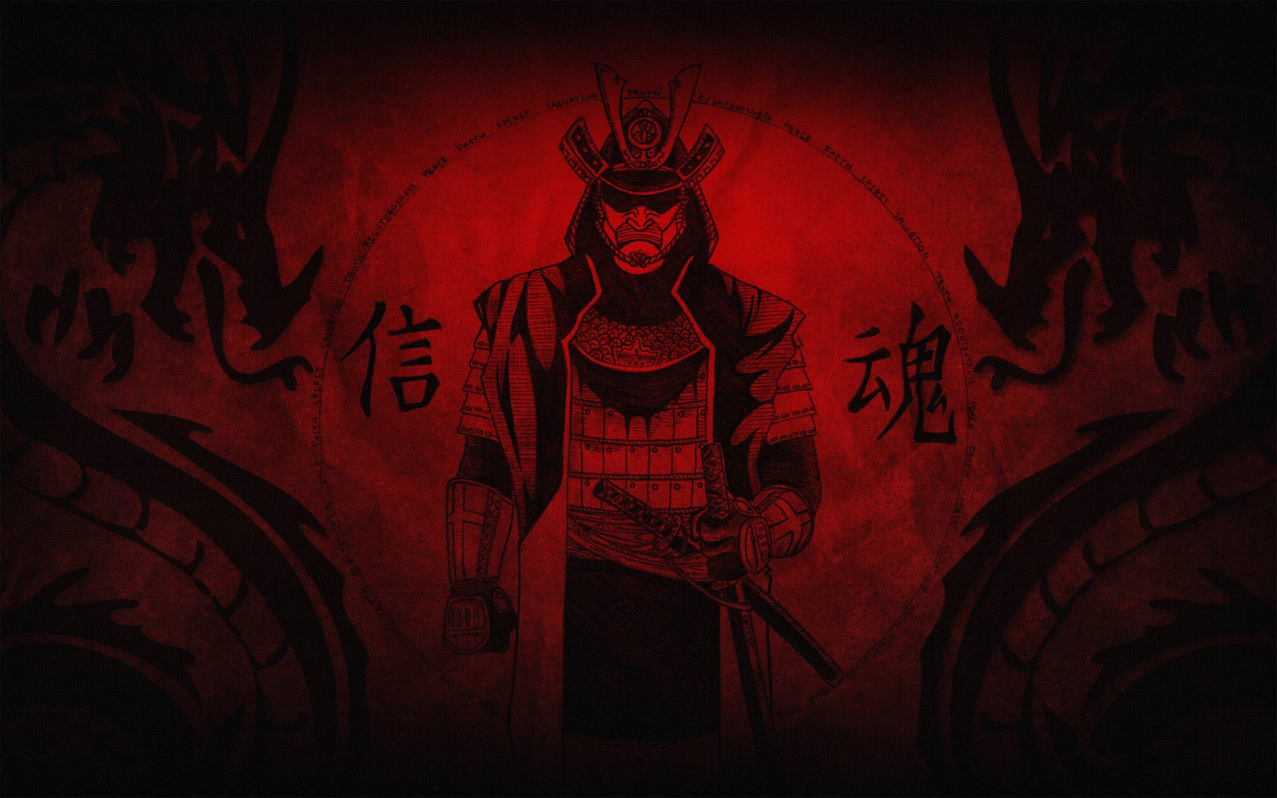 Wallpapers Samurai - Wallpaper Cave