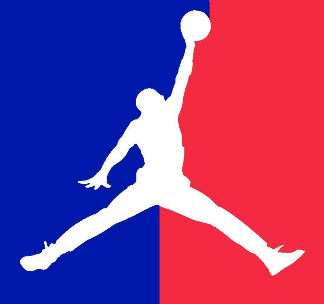 Michael Jordan Logo Wallpapers Wallpaper Cave