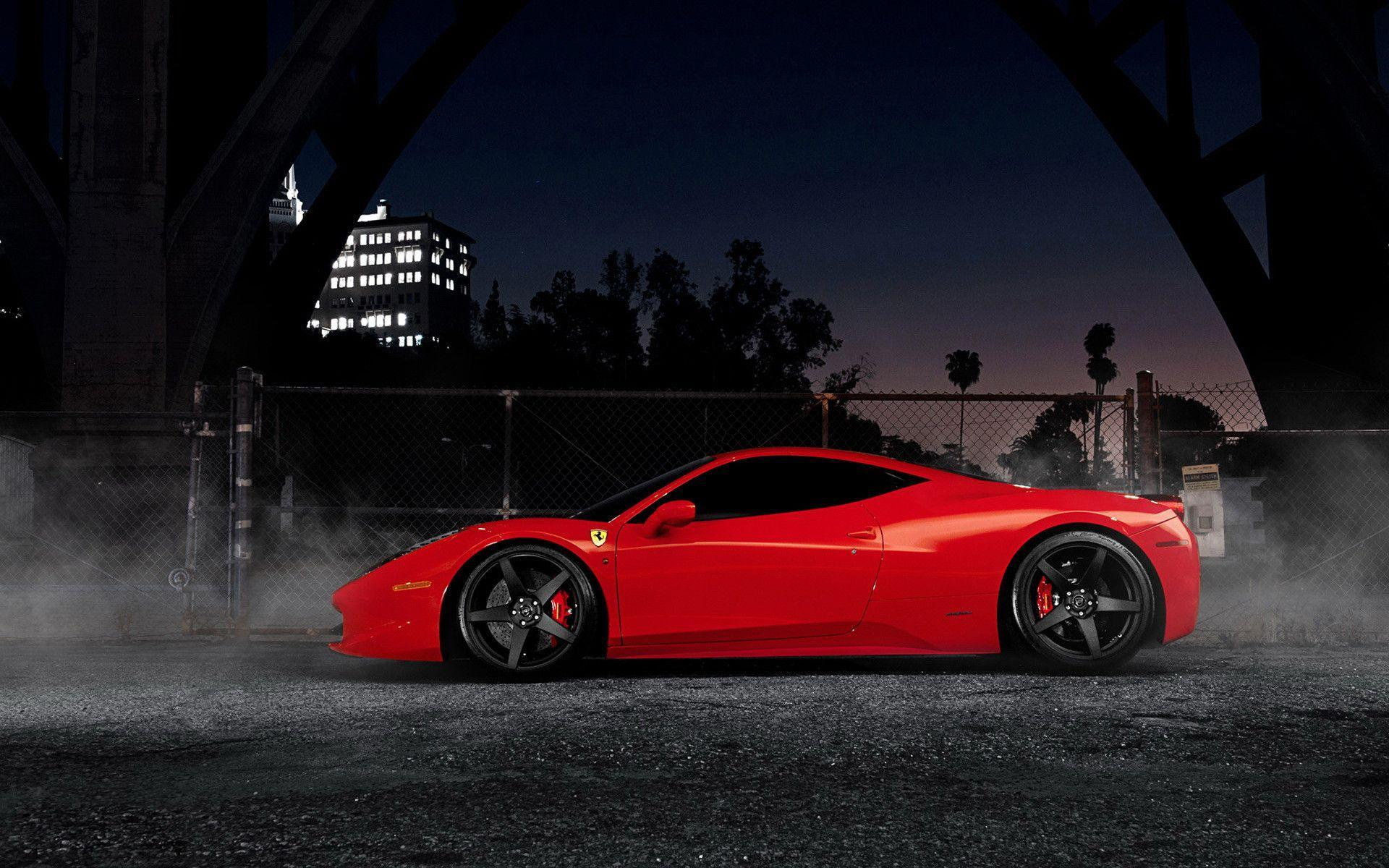 458 red cars - photo #41