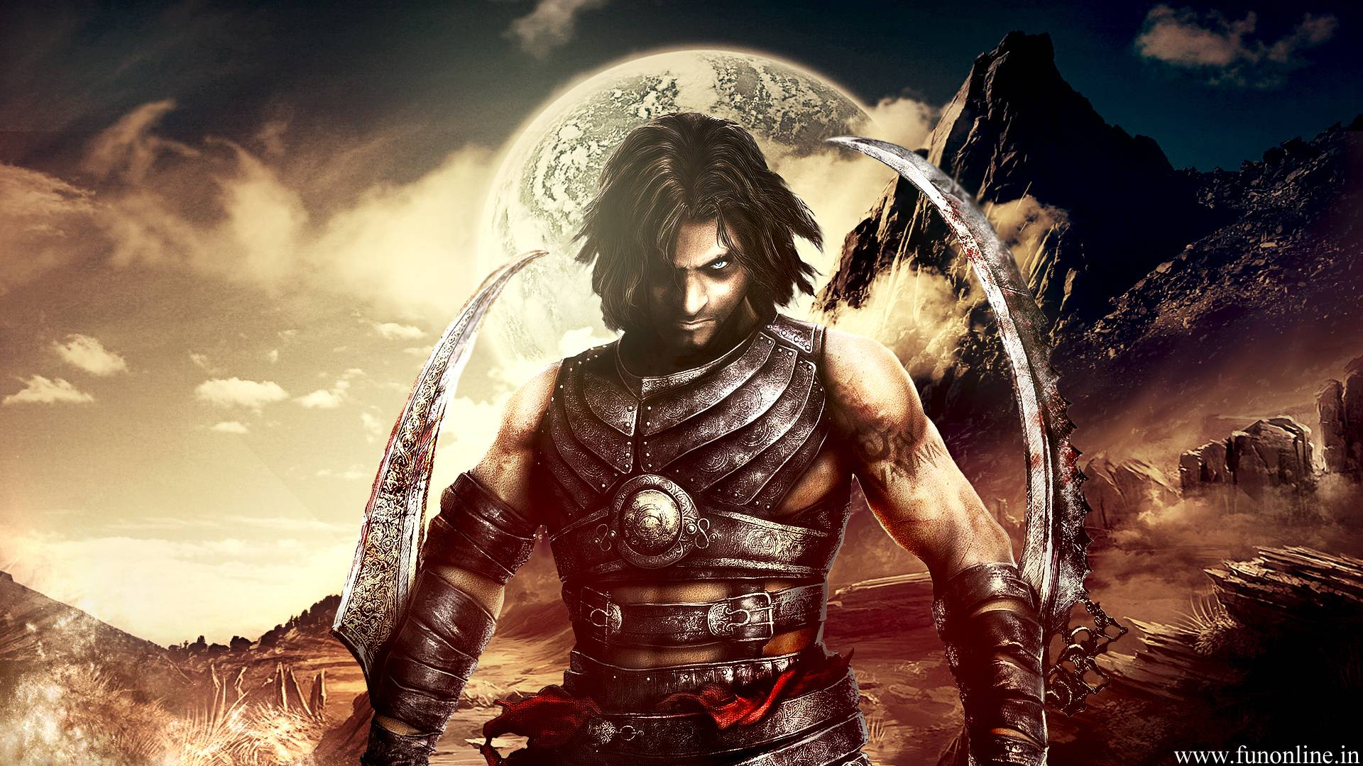 Prince Of Persia Wallpapers Wallpaper