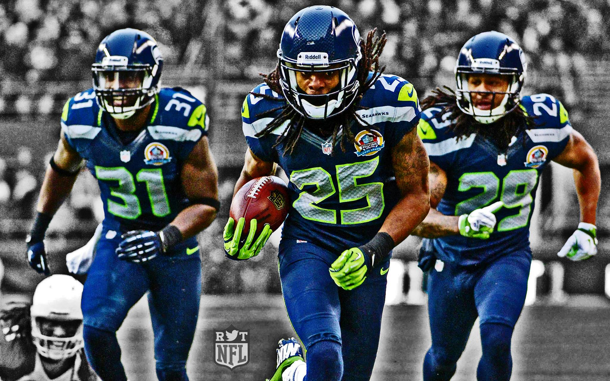 Seattle Seahawks Player Wallpapers HD Widescree Wallpapers