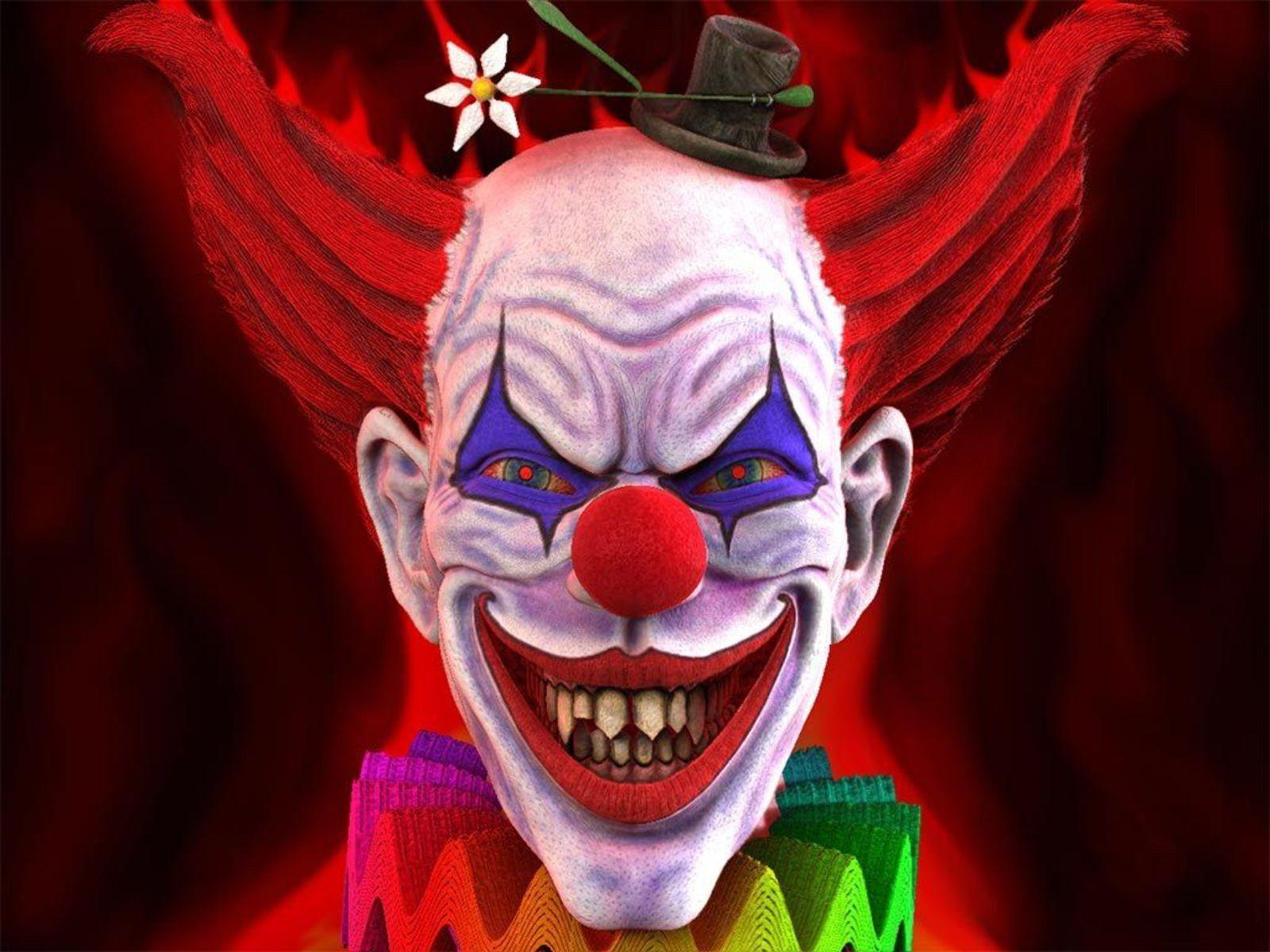 Wallpapers For Evil Clown Wallpaper