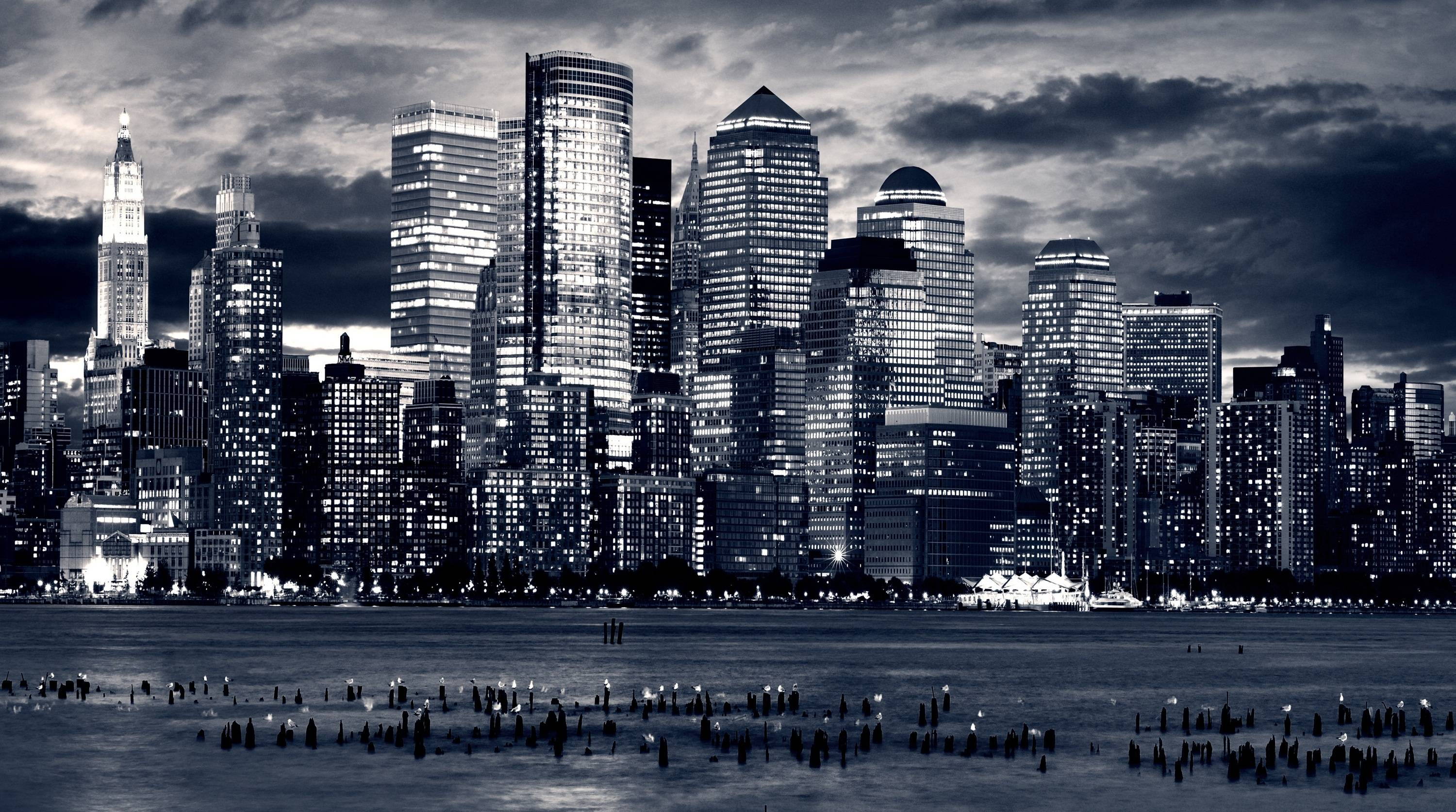 Wallpapers For > Dark City Wallpapers Hd