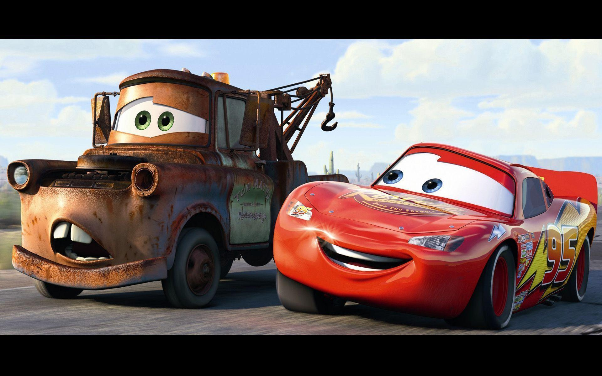 Cars 2 Cartoon Wallpaper HD For Desktop | Cartoons Images