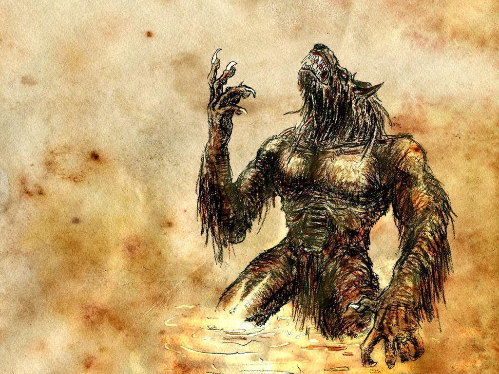 Werewolves Vs Vampires Wallpaper Werewolf Wallpapers - ...